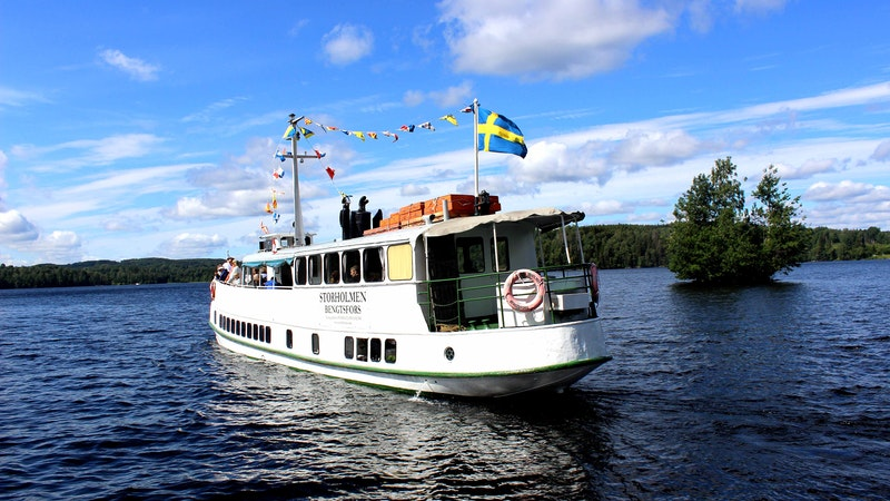 Dalslands kanaltrafik