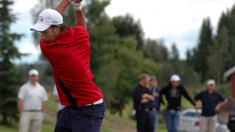 Photo: mørk golf Foto Svend Ole Kvilesjø