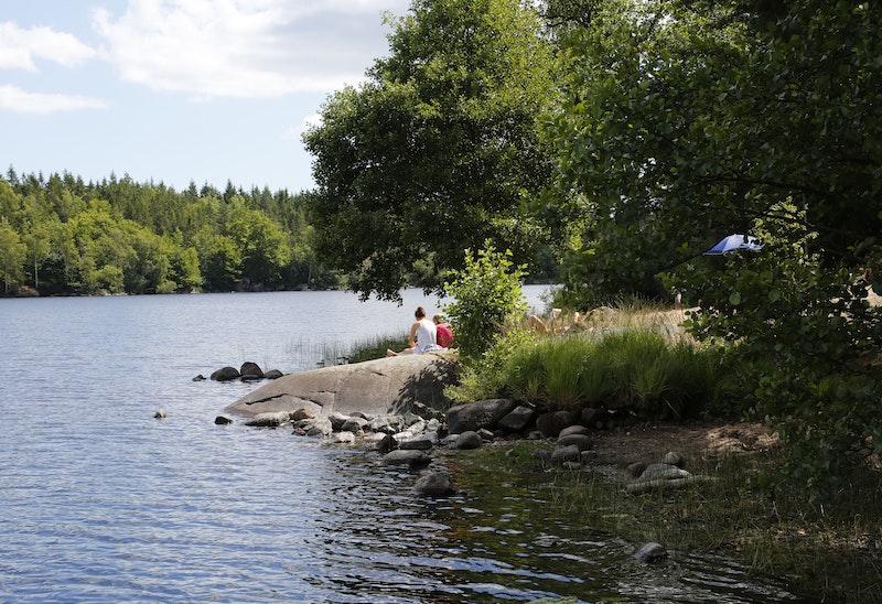 13 Mörtsjöåsen - Älmtasjön|Blekingeleden