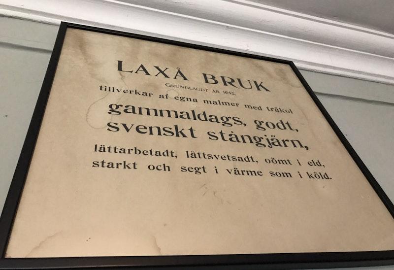 Laxå Bruksmuseum