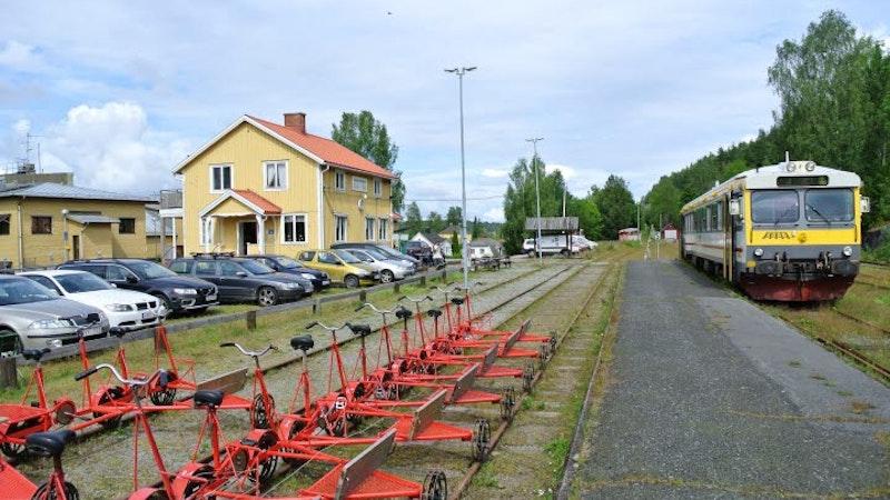 DVVJ - Dal Västra Värmlands Järnväg