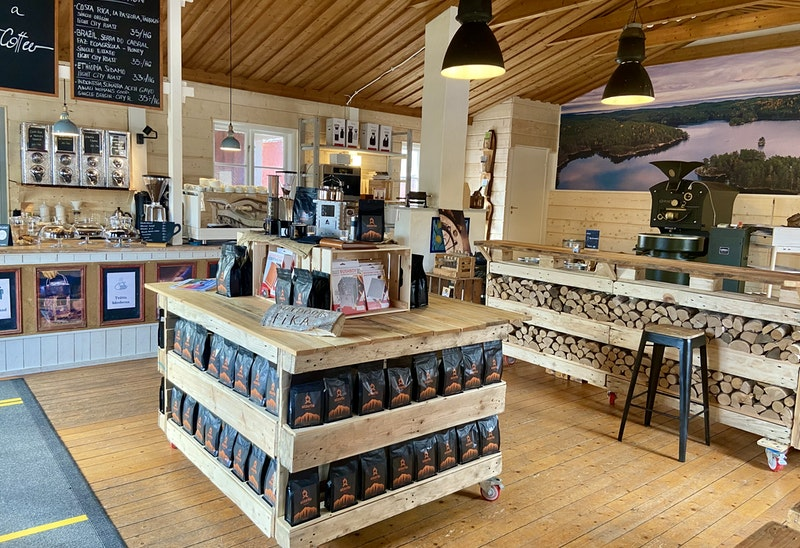 Tiveds koffiebranderij & Café