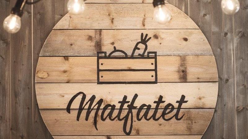 Photo: Matfatet Ørje