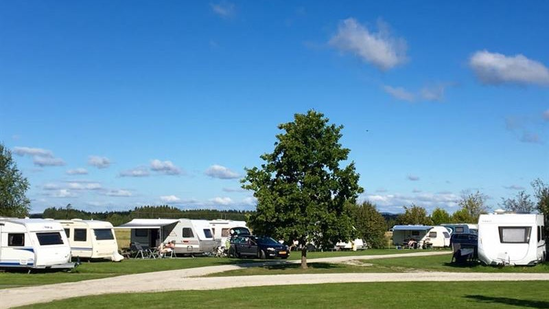 Olberg Camping, Trøgstad