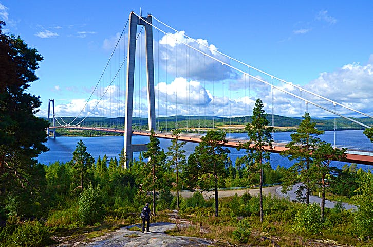 högakustenbron etapp 1 höga kusten leden