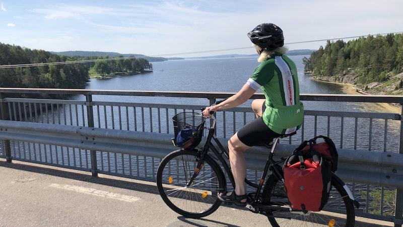 Cykelpaket, Töcksfors - Karlstad