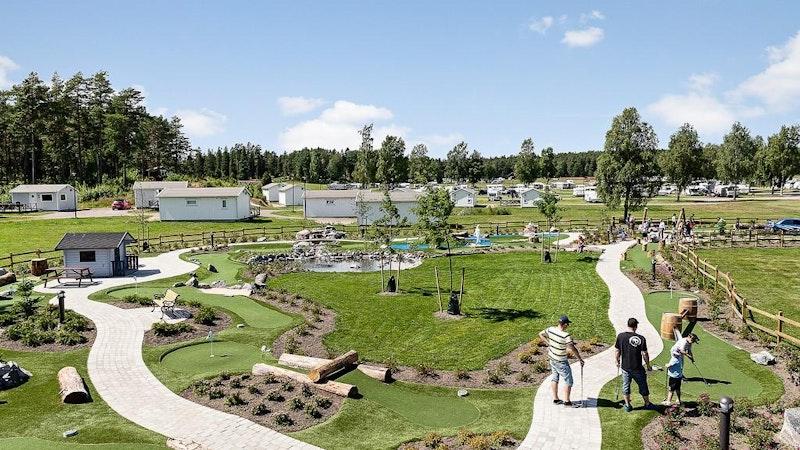 First Camp Karlstad, Skutberget