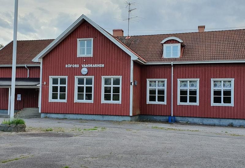 The Sleepy Moose/ Röfors vandrarhem