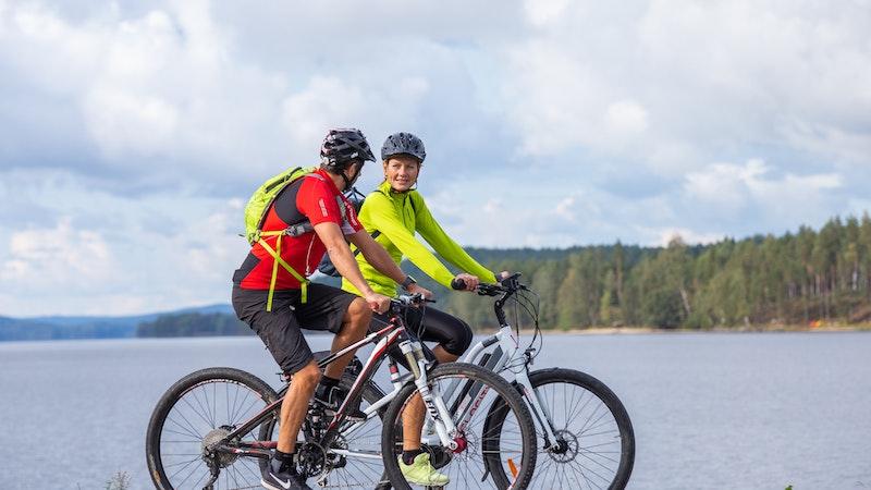 Sykkelpakke, Moss - Mysen med overnatting på Scandic Brennemoen i Mysen