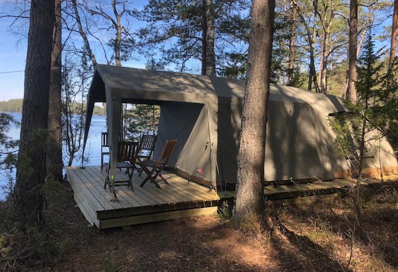 Photo: Ösjönäs - Tiveden adventure