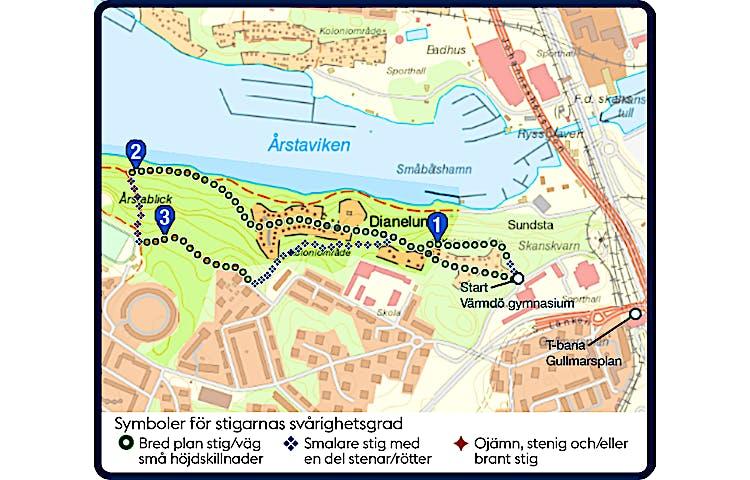 Östra promenaden