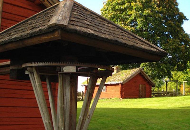 Lerbäcks hembygdsgård - foto: Maria Säfverblad