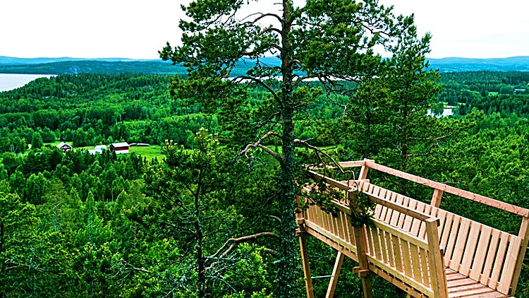 Utsiktsplats, Kulberget