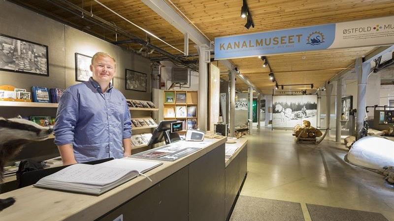 Østfoldmuseene - The Halden Canal Museum, Ørje