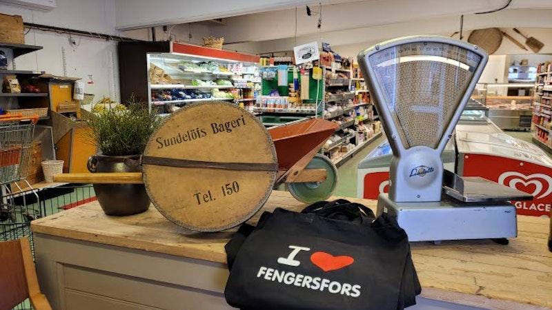 Fengersfors Fröskogs lanthandel