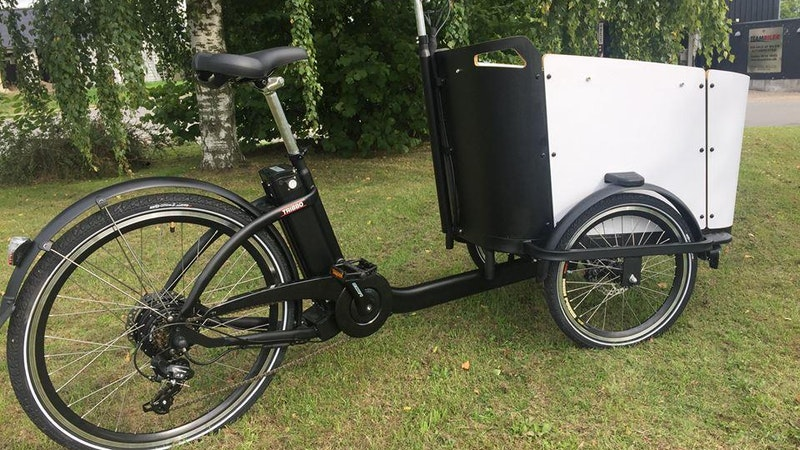 Rent family/cargo bike