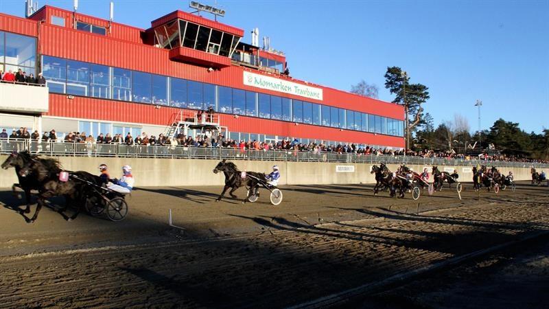 Momarken race Track, Mysen