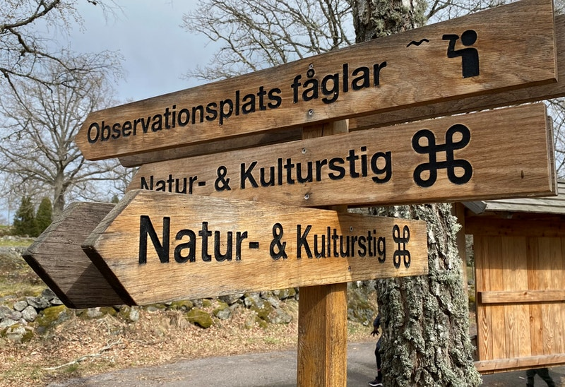Natur- & Kulturstig vid Hermanstorp