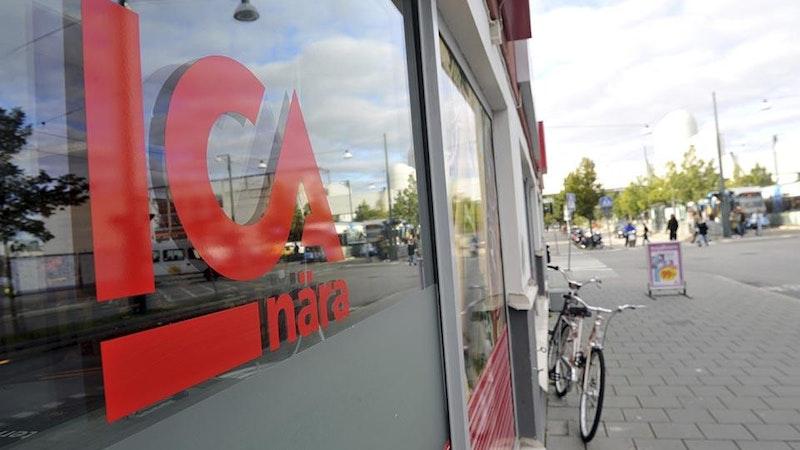 Vikinghallen är en personlig butik som välkomnar dig att handla enkelt och snabbt - varje dag. Photo: ICA Press