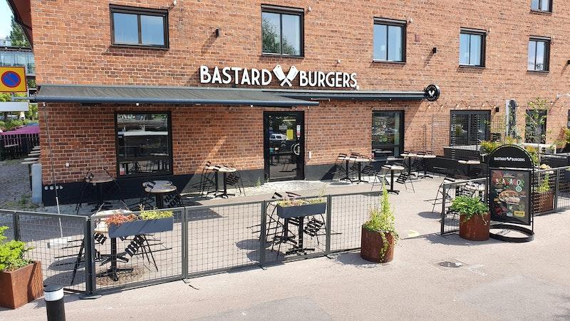 Bastard Burgers i Inre hamn