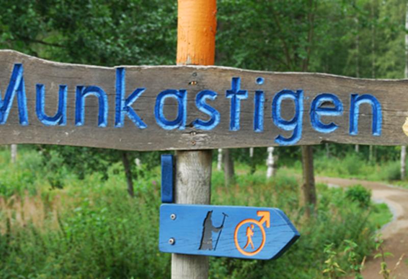 Riseberga - Tångeråsa, Munkastigen Etapp 1