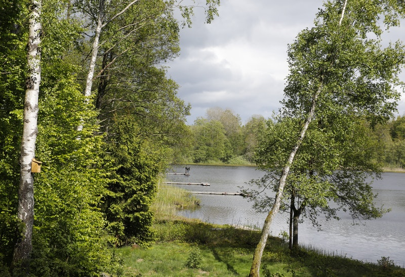 01 Sölvesborg - Grundsjön | Blekingeleden