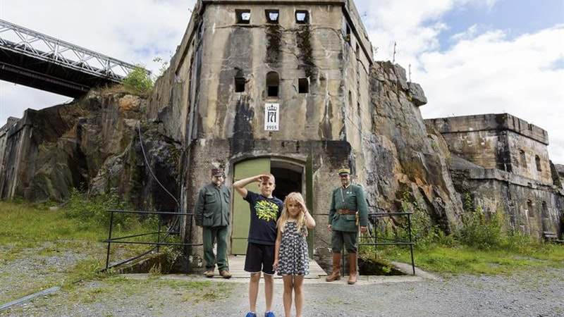 Høytorp Fort, Mysen