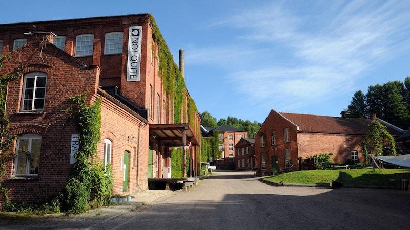 Centrum för konstnärer, hantverkare och formgivare