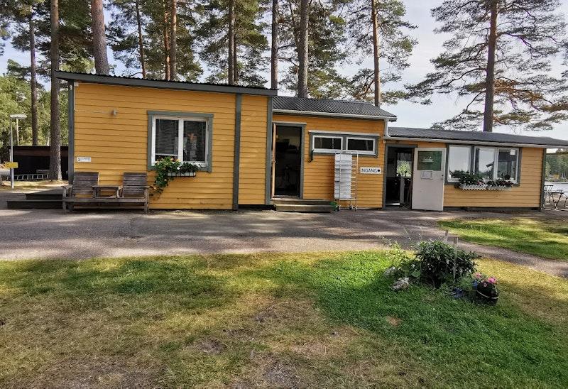 Revelbadets Campingplatz