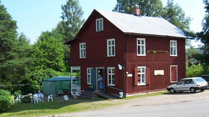 Hantverkskafé i Nysäter
