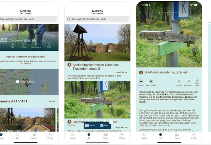 Ladda ner Västervik Outdoor som app