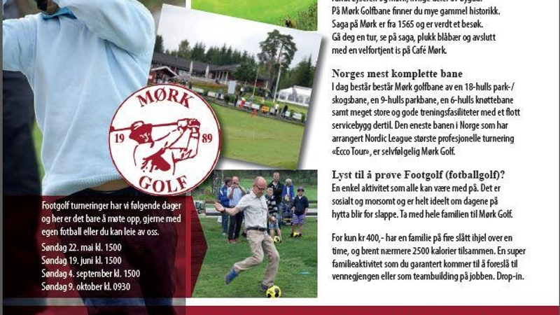 Mørk Golfclub, Spydeberg