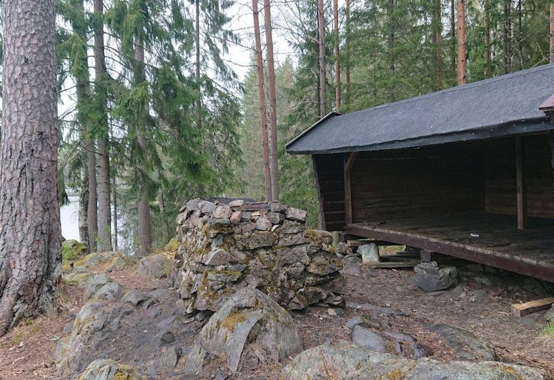 Grillplats Lilla Älgsjön