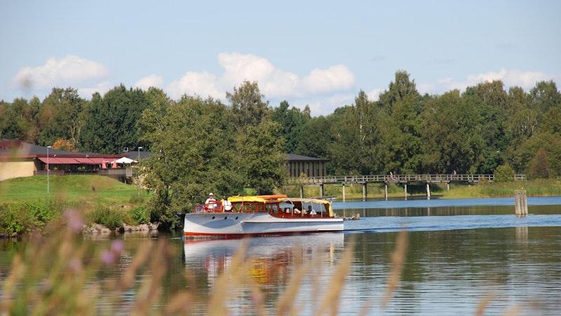 Boat Bus in Karlstad