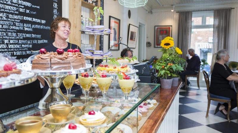 Bakergaarden Cafe, Ørje