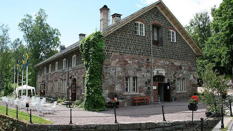 Kungskvarnen i Borgvik