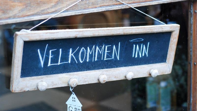 Autumn market, Ørje