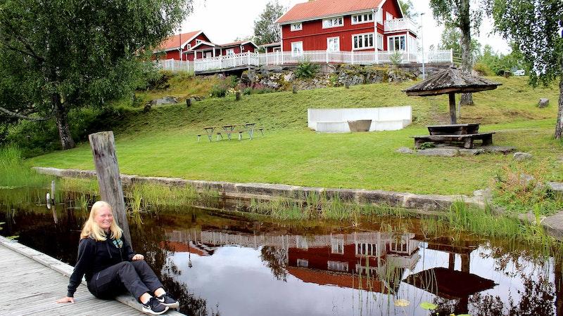 Turistgården i Töcksfors