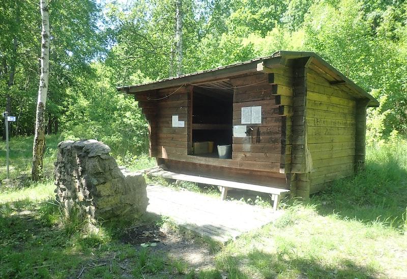 Svarteström – Lunds by – Valstad kvarn, Tjustleden etapp 3